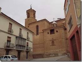 Iglesia de Santa Fe - Caparroso