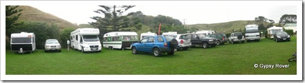 Heretaunga Caravan Club members