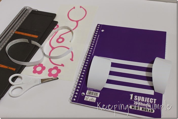 Disney themed notebooks (6)