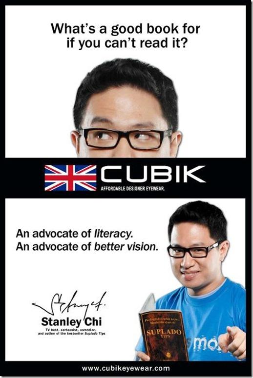 cubik eyewear stanley chi
