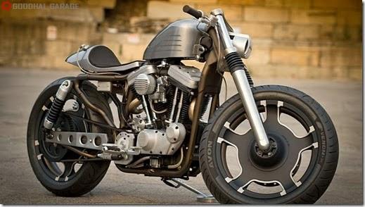 Harley-Davidson-Sportster-Cafe-racer-