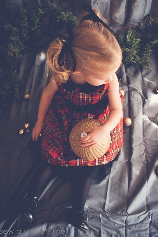 christmas vintage kate dress sew a straight line-15