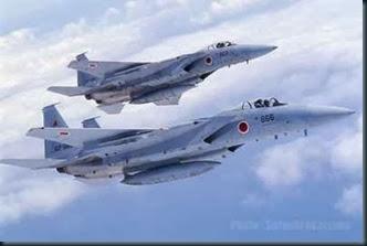 Japão Sistema Defesa Óvnis