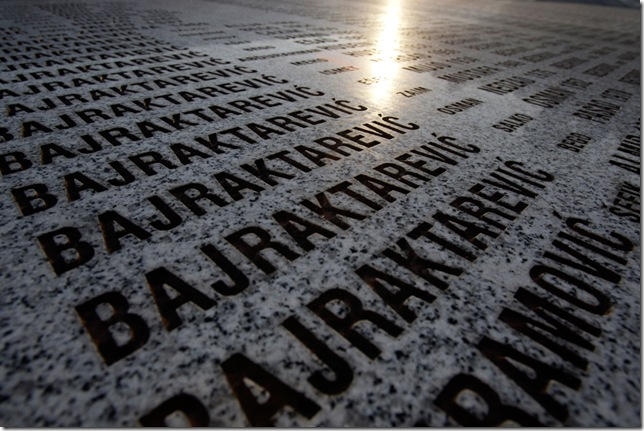 Bosnia Serbia Mladic