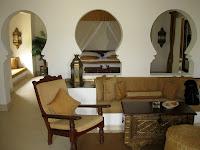 Luxurious chalet in Zanzibar