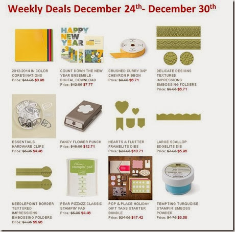 weekly Deals 12-24
