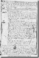 wentworth letter