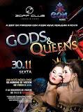 Festa Gods & Queens na Zoff Club em Indaiatuba