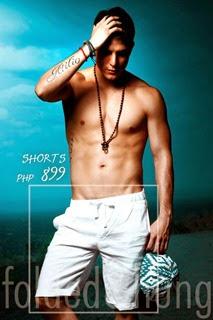 Folded and hung summer 2014 lookbook swimwear (4)