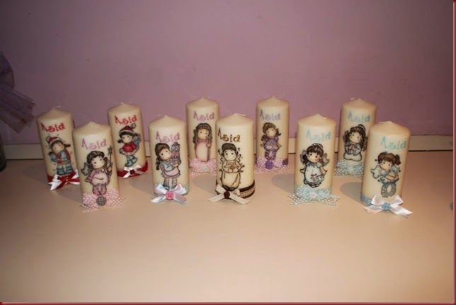 candele 1