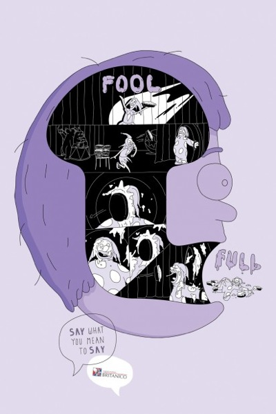 Britanico English Institute Fool 412x618