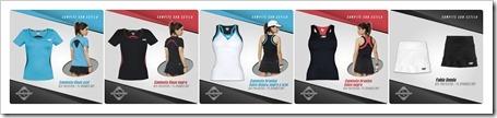 ENEBE Textil y Complementos: Línea Técnica Mujer
