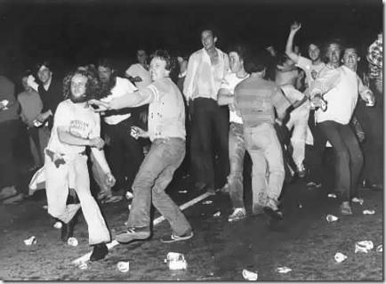 Star Hotel riot