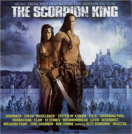 Bso_El_Rey_Escorpion_(The_Scorpion_King)--Frontal