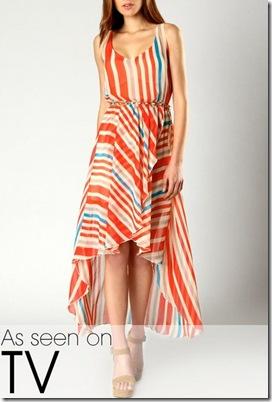Grace Pink Stripe