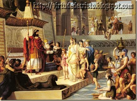 Rei Salomão e Rainha de Sába