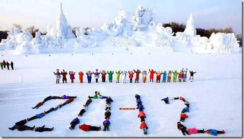 Un An Nou Fericit-2012