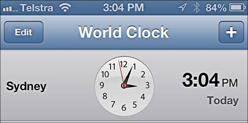 Day 10 - 3 o'clock