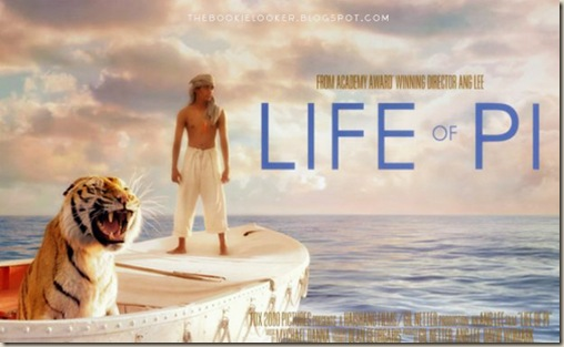 life of pi movie poster bookielooker