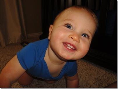 13.  Smiling Knox