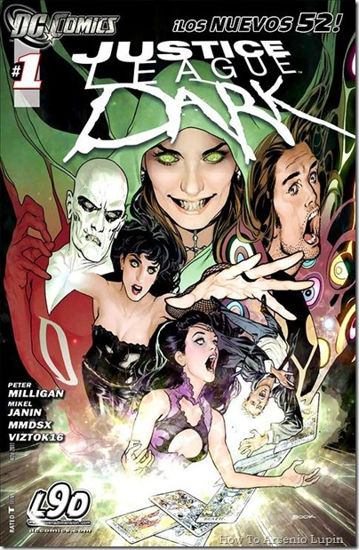 P00001 - Justice League Dark #1 - 