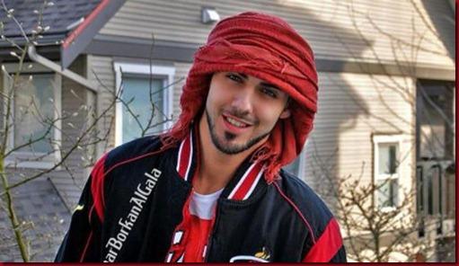 Wajah Si Tampan Yang Dideportasi Oleh Arab Saudi2