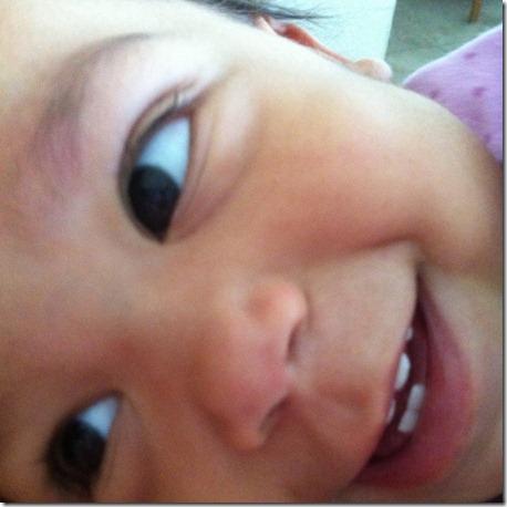 Rian smiles