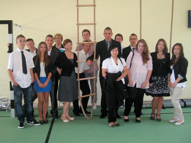Rozpoczęcie nowego roku szkolnego 2011/2012 dla szkoły młodzieżowej
