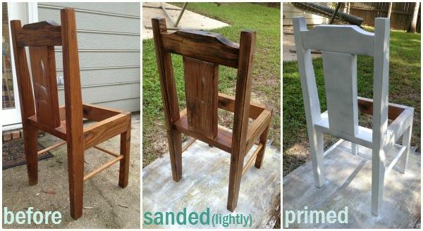 chair prep