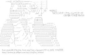[AA]富樫勇太「などとこのダークフレイムマスターが口が裂けても言うものか」 (中二病でも恋がしたい!)