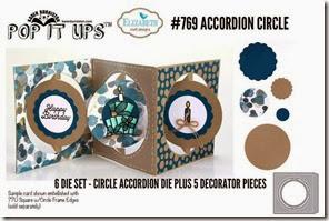 Accordion Card Circle