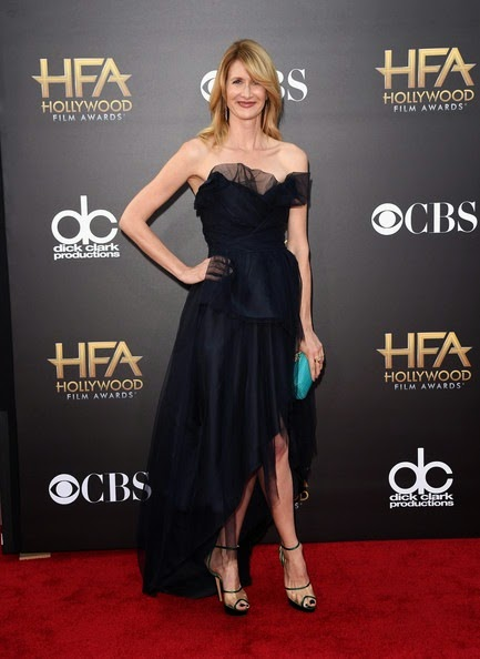 Laura Dern attends the 18th Annual Hollywood Film Awards