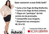 plus size rosa urbana mulherao