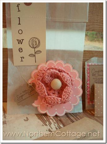 pretty flower rubies @ northerncottage.net