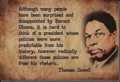 Thomas Sowell on Obama