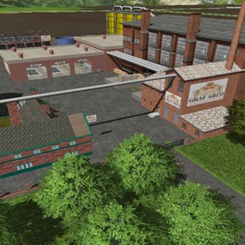 Farming simulator 2013 - Brewery with production v 1.0
