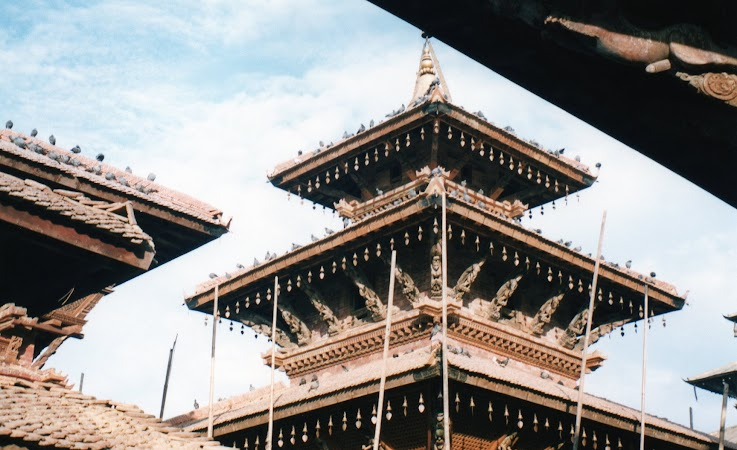 Obiective turistice Nepal: Patan Durbar Square Kathmandu