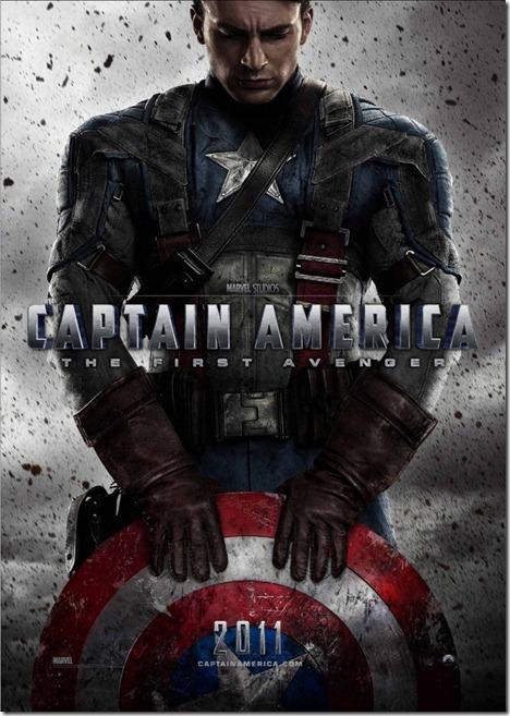 Captain America กัปตันอเมริกา อเวนเจอร์ที่ 1[VCD Master]
