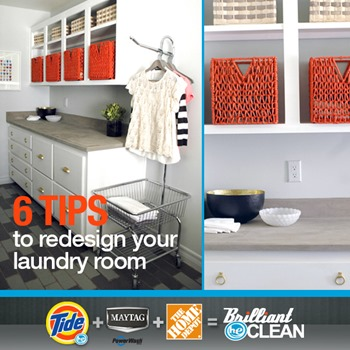 P&G THD Tide Maytag Laundry Room Tips2 Image