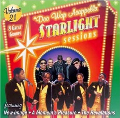Doo Wop Acappella Starlight Sessions - Volume 21 - Front Cover