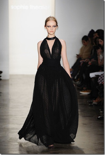Sophie Theallet Runway Fall 2012 Mercedes HkXq2siLeCml