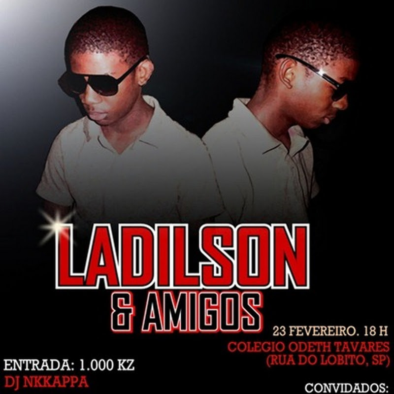"""Show de """"Ladilson & Amigos"""" (No Colégio Odeth Tavares) [Dia 23 de Fevereiro]"""