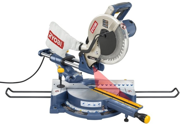 RYOBI Compound Sliding Miter Saw Giveaway! {Sawdust and Embryos}
