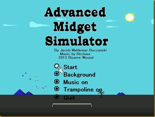 Advanced Midget simulator