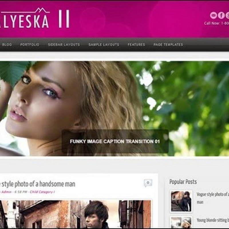 Moda Blogları İçin İdeal Blogger Temaları