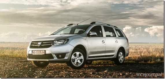 2013 Dacia Logan MCV 11