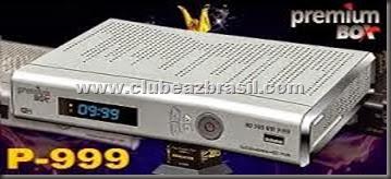 ATUALIZAÇÃO PREMIUMBOX P999 HD DUO WIFI