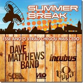 Summer-Break-Festival brasil 2013 praca de apoteose