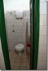 vaso sanitário limpo