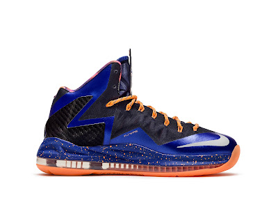 nike lebron 10 xx elite blue black 1 20 pack Nike Unveils Elite Series 2.0 Including LEBRON X PS ELITE Superhero